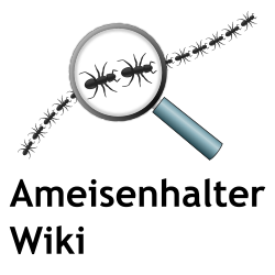 Neues Projekt: Das Ameisenhalter Wiki