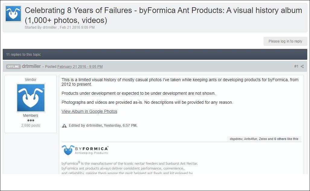 byFormica: 8 Jahre Produktentwicklung in Bildern