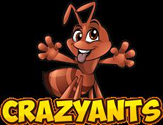 Crazy Ants logo